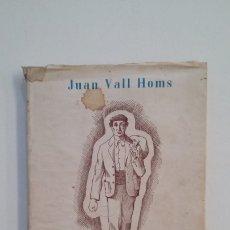 Libros de segunda mano: EL PEREGRINO. JUAN VALL HOMS. EDITORIAL MENSAJE. TDK402. Lote 174182444