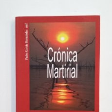 Libros de segunda mano: CRÓNICA MARTIRIAL. 271 MISIONEROS CLARETIANOS MÁRTIRES 1936-39 - PEDRO GARCÍA HERNÁNDEZ. TDK416. Lote 175062355