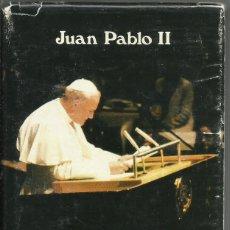 Libros de segunda mano: SAN JUAN PABLO II, HERALDO DE LA PAZ (IRLANDA, ONU, E.E.U.U). Lote 175311874