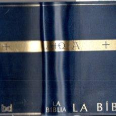 Libros de segunda mano: LA BÍBLIA CATALANA EDICIÓ BUTXACA AMB ESTOIG (CLARET, 1997). Lote 175320602