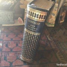 Libros de segunda mano: CONFUCIO. LOS CUATRO LIBROS. EDITORIAL MAUCCI. 1ª EDICIÓN 1.962. Lote 175557839