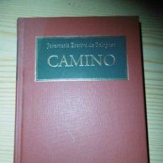 Libros de segunda mano: JOSE MARIA ESCRIVA DE BALAGUER-CAMINO. Lote 175836682