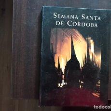 Libros de segunda mano: SEMANA SANTA DE CÓRDOBA. PABLO GARCÍA BAENA. Lote 175949165