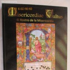 Libros de segunda mano: MISERICORDIAE VULTUS - EL ROSTRO DE LA MISERICORDIA - CABILDO CATEDRAL DE SEVILLA 2016. . Lote 175992237
