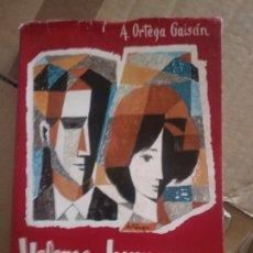 Libros de segunda mano: VALORES HUMANOS VOL. II - A. ORTEGA GAISAN. Lote 176014482