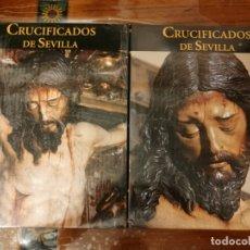 Libros de segunda mano: COLECCIÓN ABC CRUCIFICADOS DE SEVILLA.2 TOMOS.. Lote 176106592