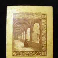 Libros de segunda mano: ESTAMPAS VERÓNICO LEVANTINAS. GONZALO VIDAL TUR, CRONISTA. GRÁFICAS GÚTENBERG, ALICANTE, 1945 . Lote 176322228