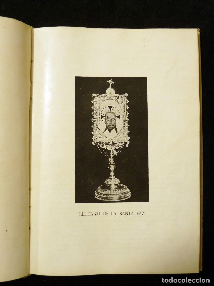 Libros de segunda mano: ESTAMPAS VERÓNICO LEVANTINAS. GONZALO VIDAL TUR, CRONISTA. GRÁFICAS GÚTENBERG, ALICANTE, 1945 - Foto 3 - 176322228