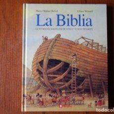 Libros de segunda mano: LA BIBLIA BRUÑO ED ESPAÑOLA 1996. Lote 176355842
