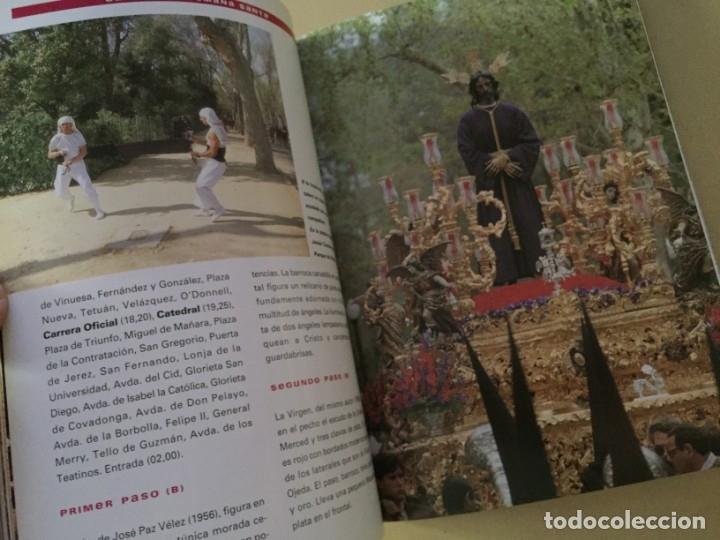 Libros de segunda mano: SEMANA SANTA EN SEVILLA 318 PAGINAS - Foto 2 - 176464958
