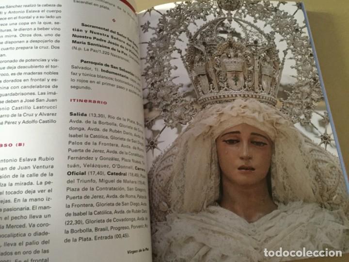 Libros de segunda mano: SEMANA SANTA EN SEVILLA 318 PAGINAS - Foto 3 - 176464958
