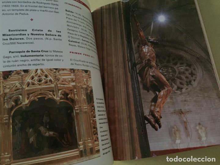 Libros de segunda mano: SEMANA SANTA EN SEVILLA 318 PAGINAS - Foto 4 - 176464958