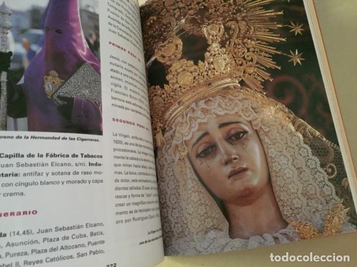 Libros de segunda mano: SEMANA SANTA EN SEVILLA 318 PAGINAS - Foto 7 - 176464958