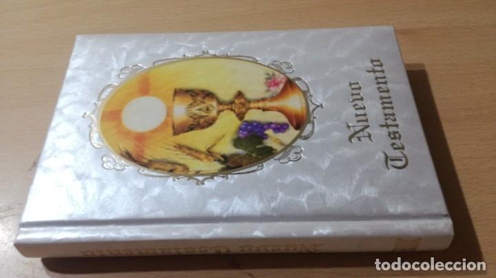 NUEVO TESTAMENTO - FELIX TORRES AMAT - 17X12X2 CM EDICOMUNICACION - LIBRO NUEVO - TENGO MAS (Libros de Segunda Mano - Religión)