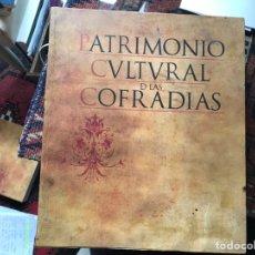Libros de segunda mano: PATRIMONIO CULTURAL DE LAS COFRADÍAS. CÓRDOBA. Lote 176964117