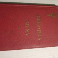 Libros de segunda mano: BIBLIOTECA AMENA VI. Lote 177012683