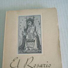 Libros de segunda mano: EL ROSARIO. Lote 177025838