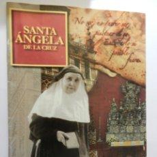 Libros de segunda mano: SANTA ANGELA DE LA CRUZ NÚMERO 25 NOVIEMBRE 2019.. Lote 177271419