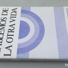 Libros de segunda mano: HABLEMOS DE LA OTRA VIDA - LEONARDO BOFF. Lote 177320427