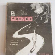 Libros de segunda mano: SILENCIO MARTIN CARO - TDK108. Lote 177727238