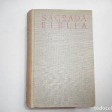 Libros de segunda mano: SAGRADA BIBLIA Y96218 . Lote 177787984