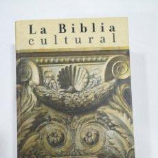 Libros de segunda mano: LA BIBLIA CULTURAL - EDICIONES SM. Lote 177831060
