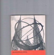 Libros de segunda mano: POR UNA IGLESIA RENOVADA, ESPERANZA PARA EL MUNDO ACCION CATOLICA GENERAL 1969 RELIGION. Lote 177882967