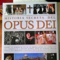 Libros de segunda mano: MAGGY WHITEHOUSE - HISTORIA SECRETA DEL OPUS DEI. Lote 194569791