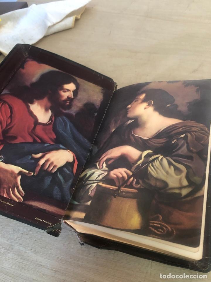 Libros de segunda mano: Sagrada Biblia - Foto 3 - 177989612