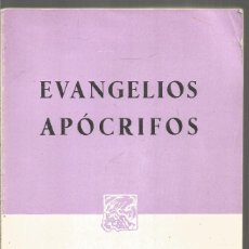 Libros de segunda mano: EVANGELIOS APOCRIFOS. EDITORIAL PORRUA. Lote 269842223