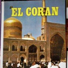 Libros de segunda mano: MAHOMA - EL CORÁN. Lote 165753194