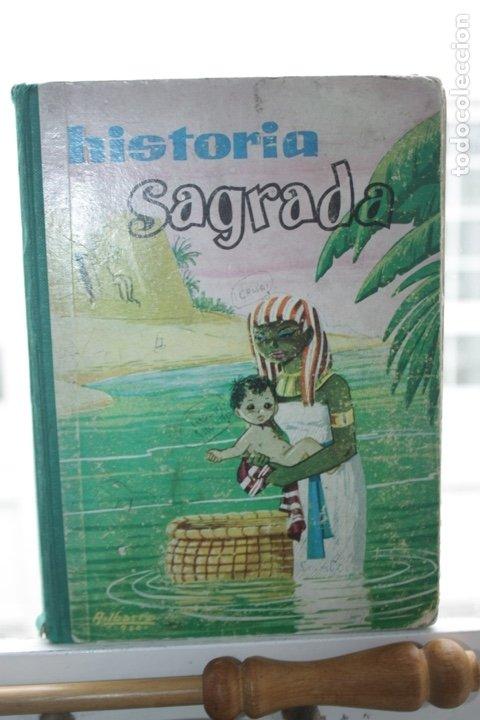HISTORIA SAGRADA. EDICIONES S.M. (Libros de Segunda Mano - Religión)
