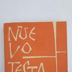 Livres d'occasion: NUEVO TESTAMENTO, EDITORIAL AFEBE 15ª EDICIÓN, 1969. Lote 178989501