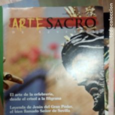 Libros de segunda mano: ARTE SACRO -REVISTA. Lote 179035676