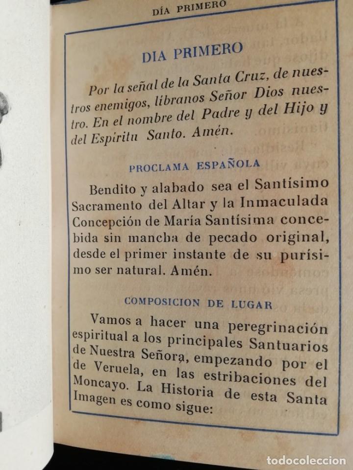 Libros de segunda mano: MES DE MARIA POR MIGUEL HERRERO GARCIA-CASA EDITORIAL LIBRERIA LITURGICA RAFAEL CASULLERAS 1943 - Foto 4 - 179074306