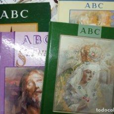 Libros de segunda mano: ABC - 4 TOMOS SEMANA SANTA . Lote 179076671