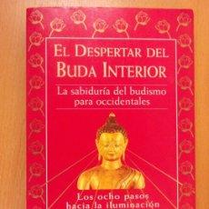 Libros de segunda mano: EL DESPERTAR DEL BUDA INTERIOR / LAMA SURYA DAS / 1998. EDAF. Lote 179166065