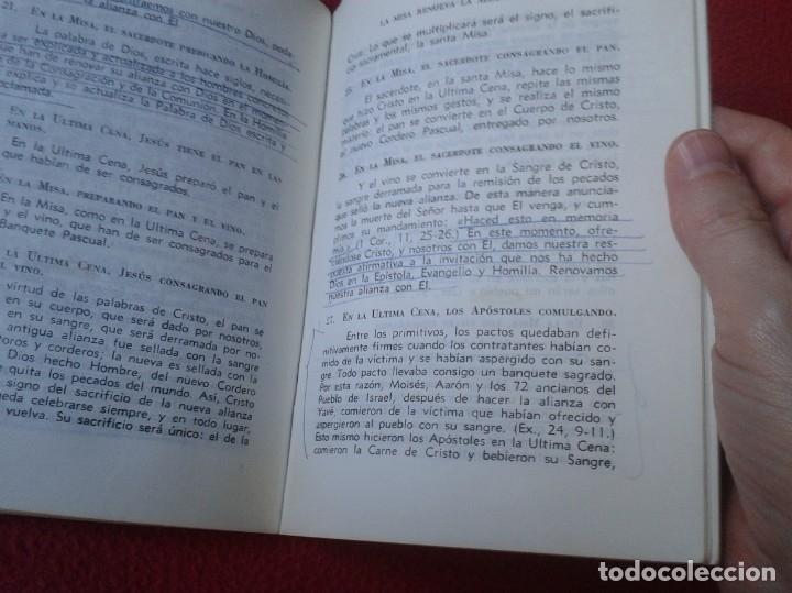Libros de segunda mano: LIBRO DIDÁCTICA DE LA LITURGIA DE LA MISA JUAN MARQUÉS 1965 EDITORIAL MAGISTERIO ESPAÑOL VER FOTOS - Foto 4 - 179217563