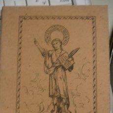 Libros de segunda mano: NOVENA EN HONOR DE SAN PANCRACIO - PORTAL DEL COL·LECCIONISTA *****. Lote 179256976
