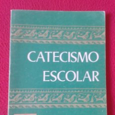 Libros de segunda mano: LIBRO CATECISMO ESCOLAR Nº 3 1968 111 PÁGINAS COMISIÓN EPISCOPAL DE ENSEÑANZA VER FOTO/S Y DESCRIPCI. Lote 179374405