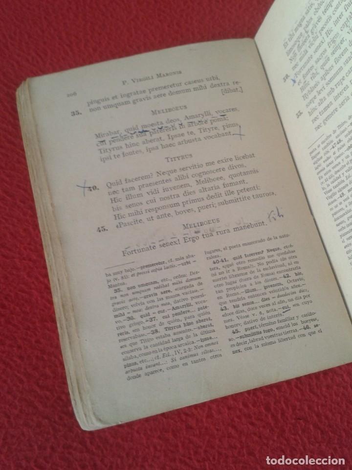 Libros de segunda mano: LIBRO FLORILEGIO LATINO VOLUMEN TERCERO 1950 JESÚS PEDRAZ, S. J. QUINTA EDICIÓN EDITORIAL SAL TERRAE - Foto 7 - 179375845
