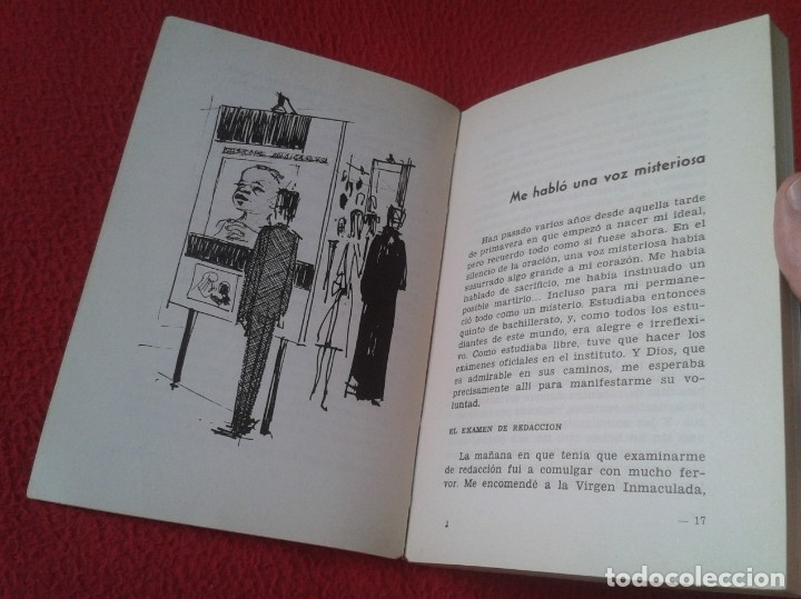 Libros de segunda mano: LIBRO MARCHARÁN SANTIAGO ANDRIOLLO 1963 EDICIONES COMBONIANAS , 254 PÁGINAS VER FOTOS Y DESCRIPCIÓN - Foto 3 - 179400600