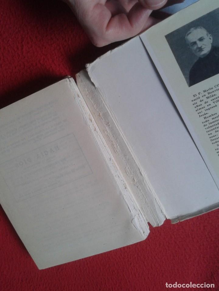 Libros de segunda mano: LIBRO 1958 VIVIR EN GRACIA POR MARIO CORTI S. J. EDITORIAL SAL TERRAE SANTANDER 379 PÁGINAS VE FOTOS - Foto 3 - 179645051