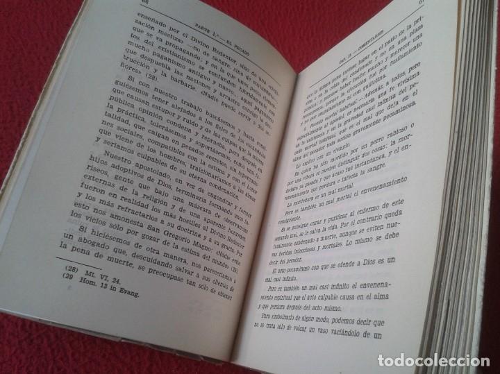 Libros de segunda mano: LIBRO 1958 VIVIR EN GRACIA POR MARIO CORTI S. J. EDITORIAL SAL TERRAE SANTANDER 379 PÁGINAS VE FOTOS - Foto 5 - 179645051