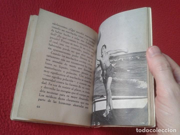 Libros de segunda mano: LIBRO DÍGANOS LA VERDAD SOBRE LOS MISTERIOS DE LA VIDA Y DEL AMOR CLEMENTE PEREIRA 1955 110 PÁGINAS - Foto 5 - 179957718