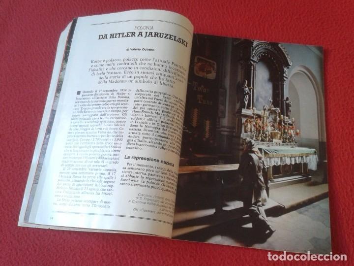 Libros de segunda mano: REVISTA MAGAZINE O SIMIL MASSIMILIANO KOLBE GIOVANNI PAOLO II PAPA JUAN PABLO AUSCHWITZ HITLER...VER - Foto 8 - 180011165