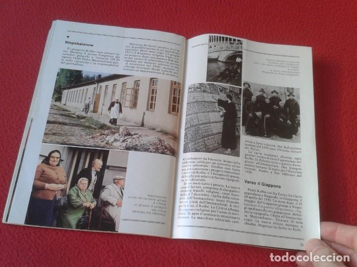 Libros de segunda mano: REVISTA MAGAZINE O SIMIL MASSIMILIANO KOLBE GIOVANNI PAOLO II PAPA JUAN PABLO AUSCHWITZ HITLER...VER - Foto 11 - 180011165
