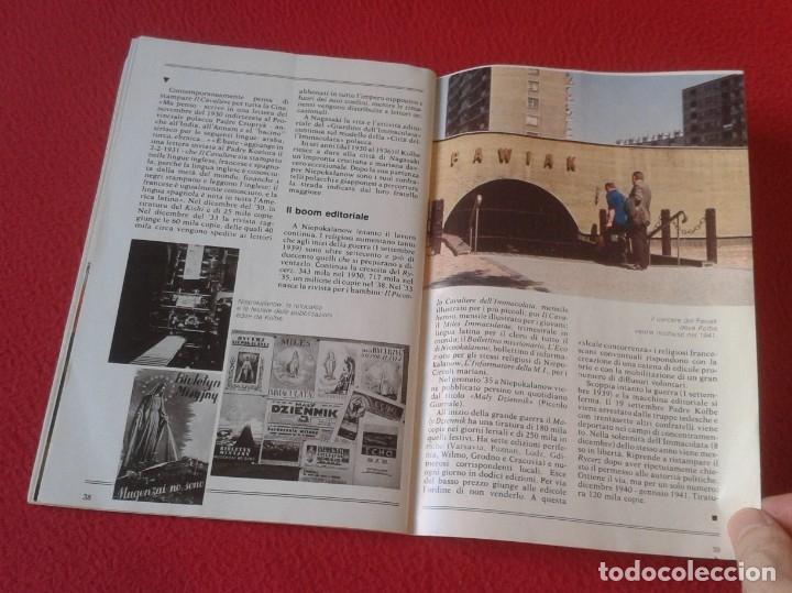 Libros de segunda mano: REVISTA MAGAZINE O SIMIL MASSIMILIANO KOLBE GIOVANNI PAOLO II PAPA JUAN PABLO AUSCHWITZ HITLER...VER - Foto 13 - 180011165