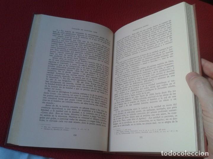 Libros de segunda mano: LIBRO LA DOCTRINA SOCIAL DE LA IGLESIA C. VAN GESTEL 1959 EDITORIAL HERDER VER FOTOS Y DESCRIPCIÓN.. - Foto 5 - 180011981