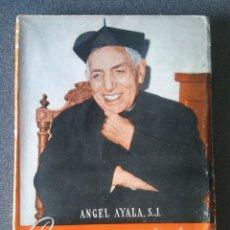 Libros de segunda mano: PENSAMIENTOS SOBRE LA VIDA POR UN VIEJO DE BUEN HUMOR ANGEL AYALA. Lote 180229966